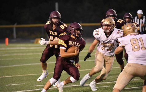 A rebuilding year for WJ football