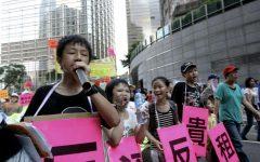 Hong Kong protests increase in intensity