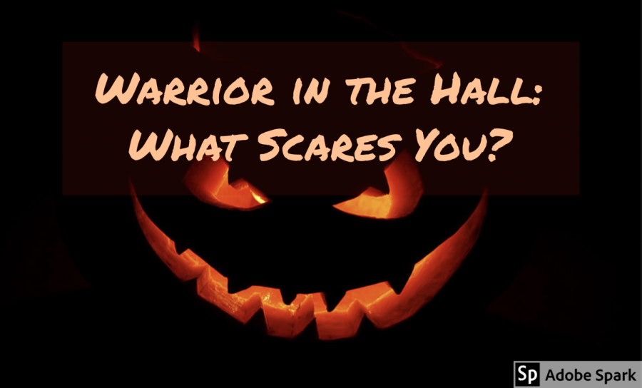 Warrior in the Hall: What scares you?