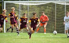 Impressive season for varsity boys' soccer