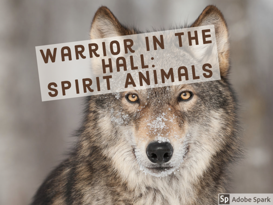 Warrior in the Hall: What is your spirit animal?