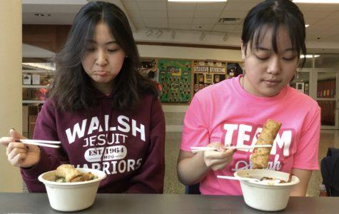 Chopsticks or Forks?