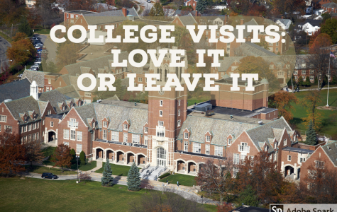 Love it or leave it: college edition