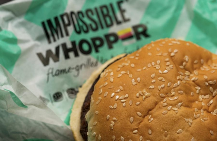 """What makes a burger """"impossible""""?"""