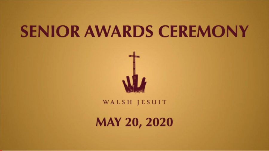 Senior Awards Ceremony, 2020 [Video]