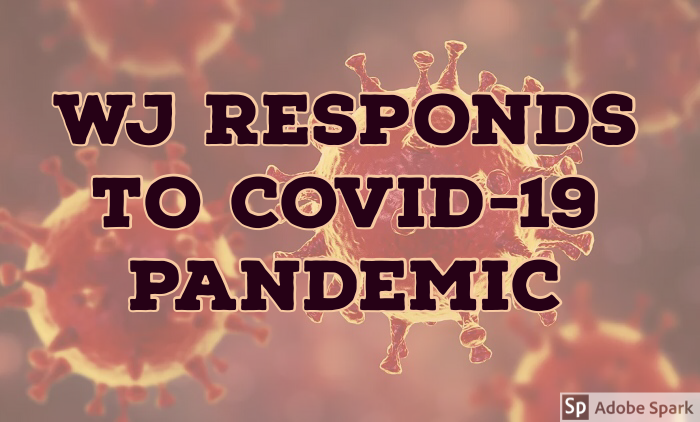 WJ responds to the COVID-19 pandemic