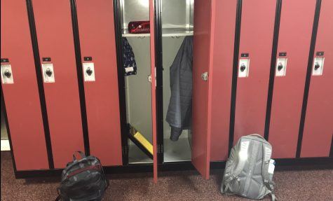 Because of the pandemic and the need to keep campus as safe as possible, school administrators have revisited student locker policies for the year.