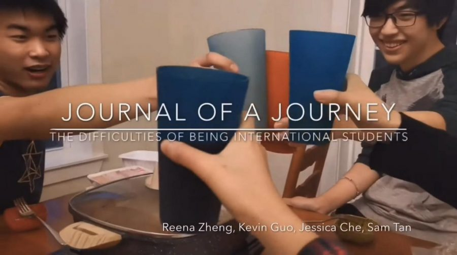 Journal of a journey [Video]
